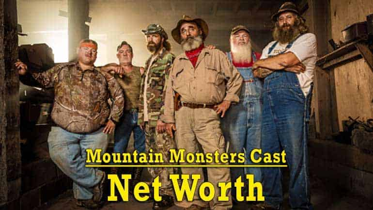Mountain Monsters Cast Salary and Net Worth  - WikicelebInfo